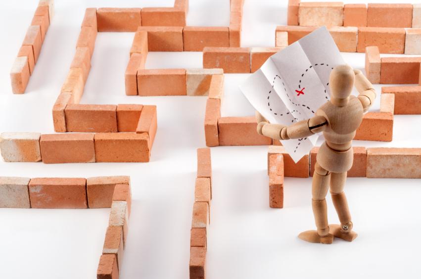 social-media-plan-maze