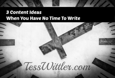 no-time-to-write