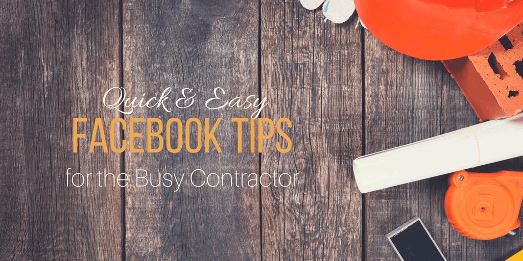 contractor-facebook-tips