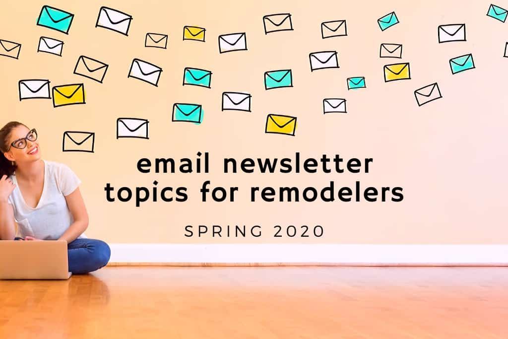 email-newsletter-topics-remodelers